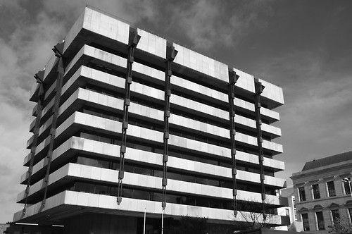 Banco Central da Irlanda em Dublin.