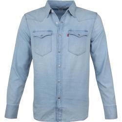 Photo of Levi 'Bartow Wetern Blue Shirt