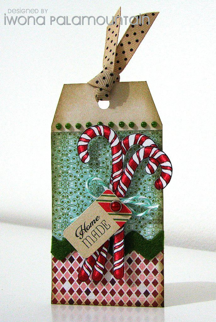 Another really cute Christmas tag
