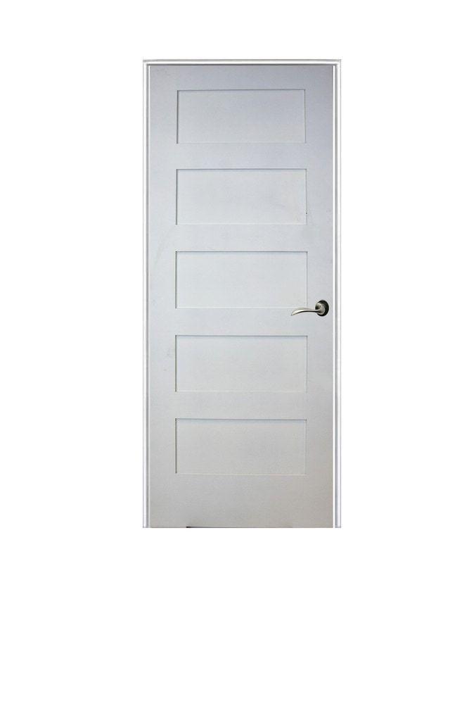 Sleek Stylish Flat Panel Interior Collection Stylish Doors And