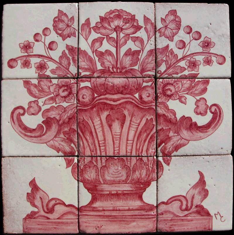 Dettaglio articolo 4320 -  hand painted by recuperando.com