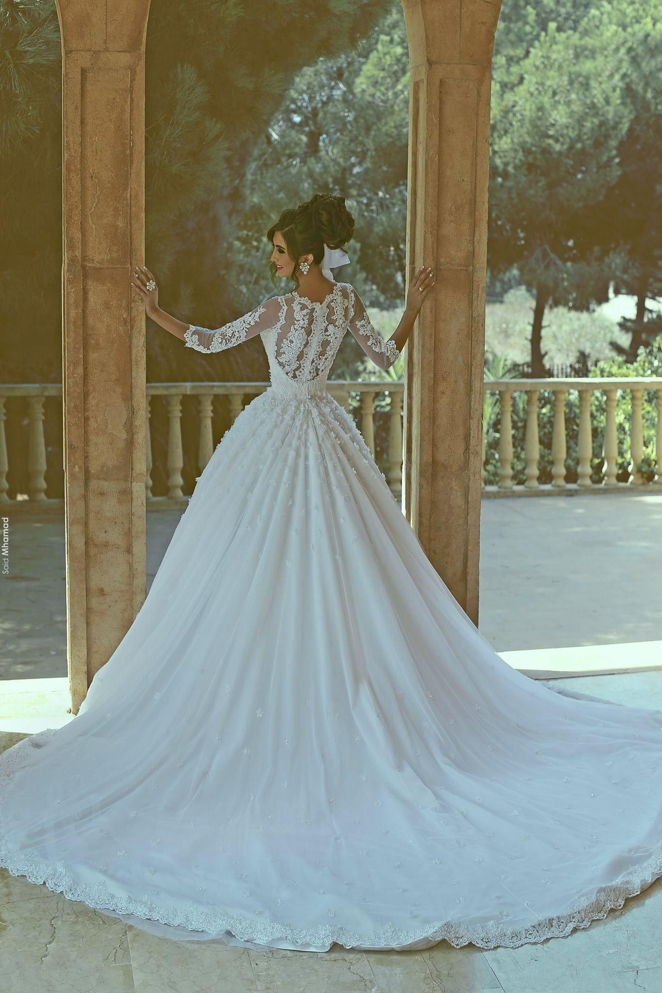 Pin de Dani Ramirez en Dream Weddings | Pinterest | Vestidos de ...