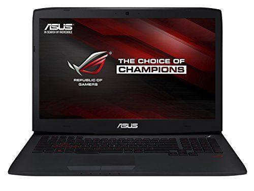 Upgraded New Asus G751jl 2.5 Ssd (2tb Hd + 500gB Samsung 850 EVO) 32gb Ram Win 10 Nvidia Gtx 965m Bluray 2.6ghz