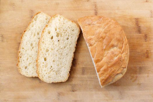 Peasant Bread ~ start at 4pm and it's ready for 7pm dinner