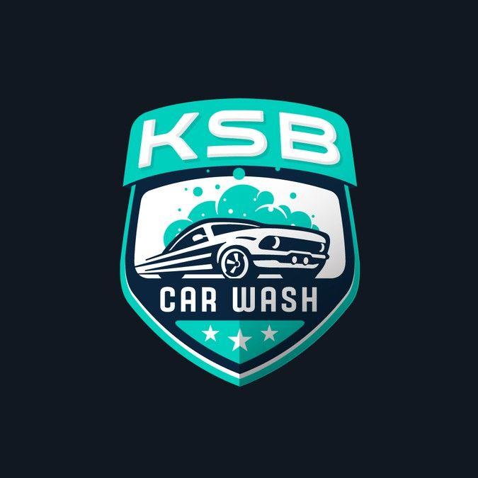 Design An Attractive Logo For A Car Wash By Brendox Inspiring
