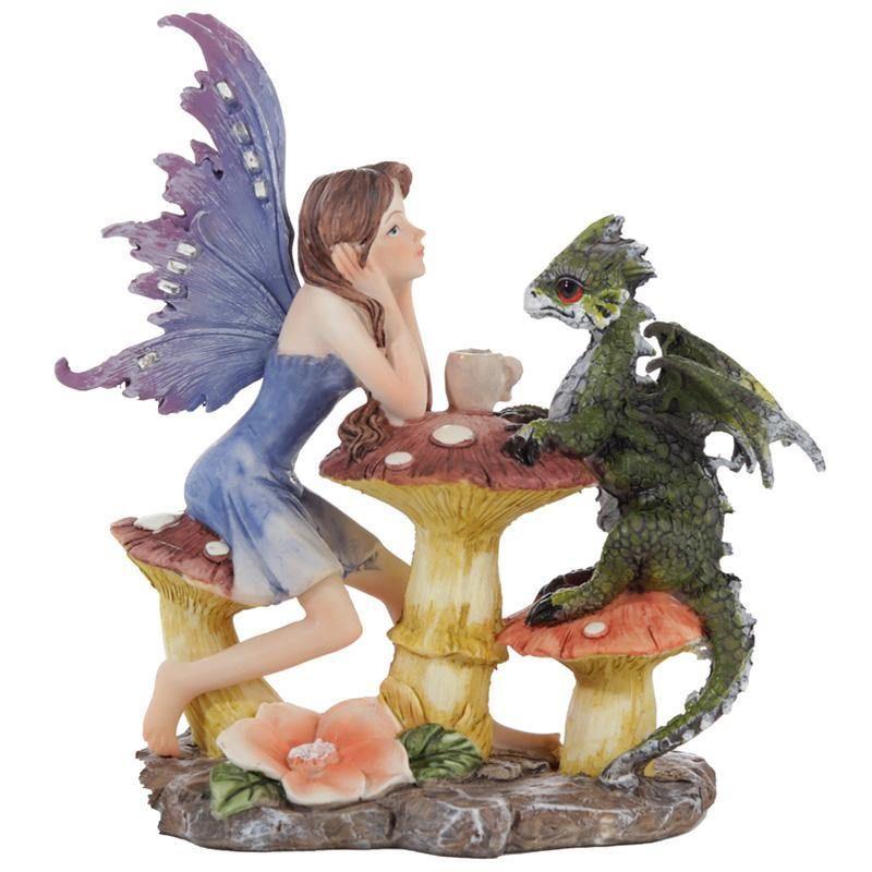 Photo of Woodland Spirit Fairy – Dragon Tea Party