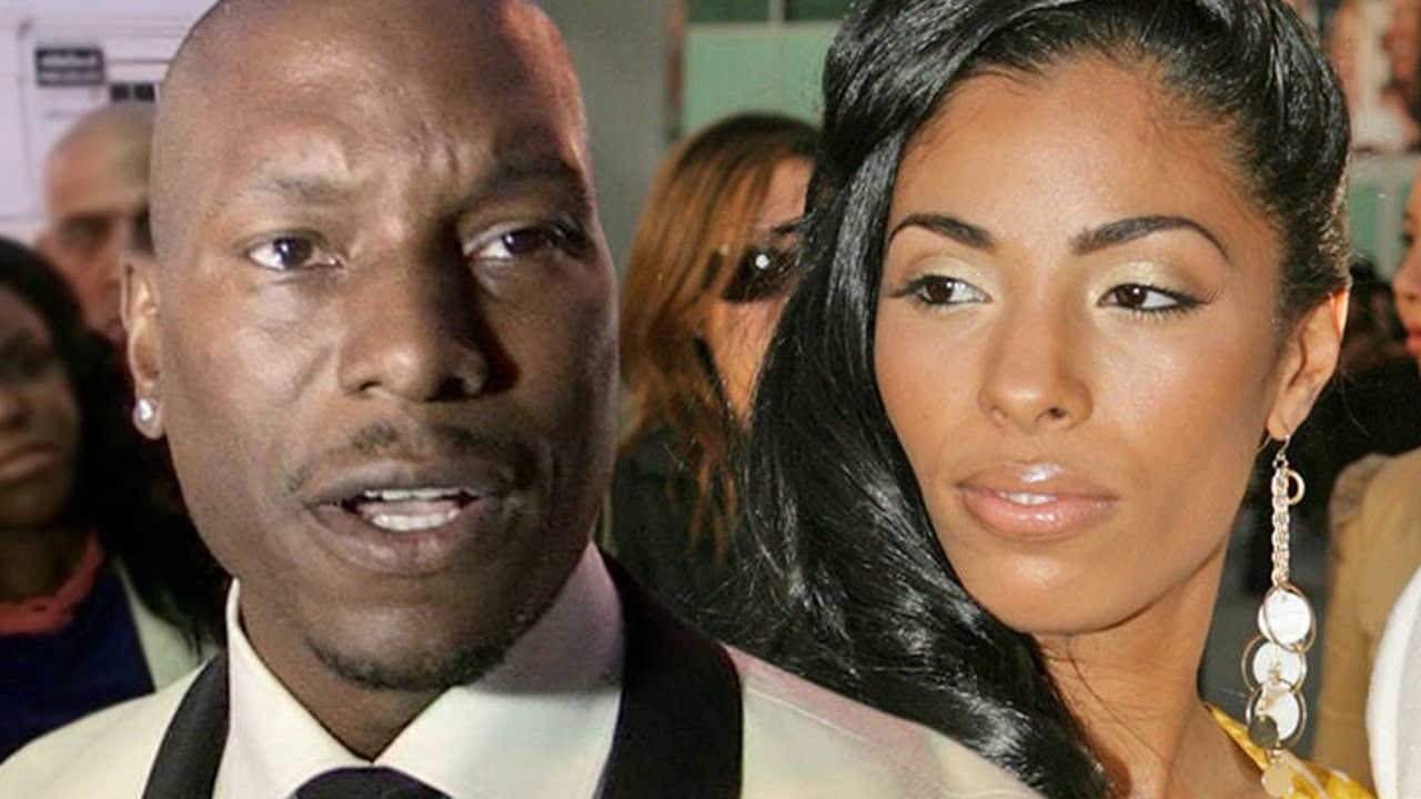 Gibson in playboy Tyrese