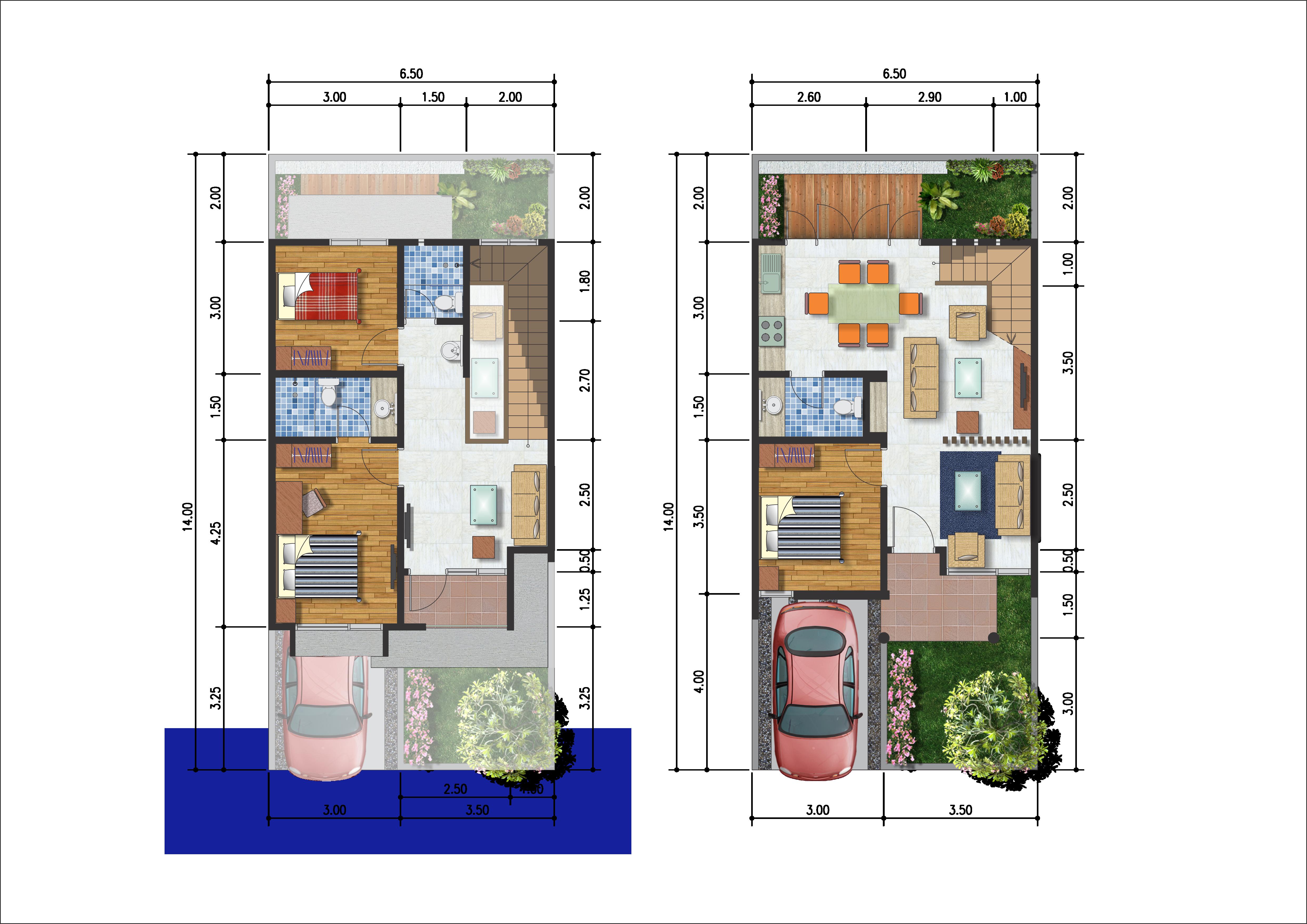 Townhouse Residential House Property Siteplan Arsitek Arsiteklokal Arsitekturtropis Arsitekturmodern Arsitekturminimalis Depok Propertiindonesia Ru