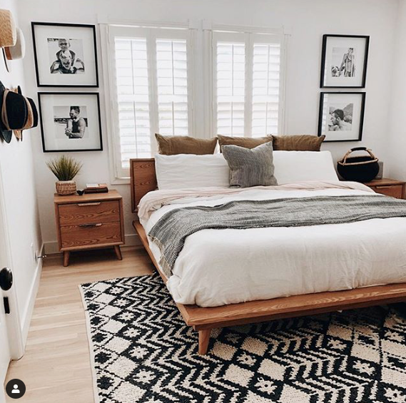A Cheat Sheet for a Cozy Master Bedroom