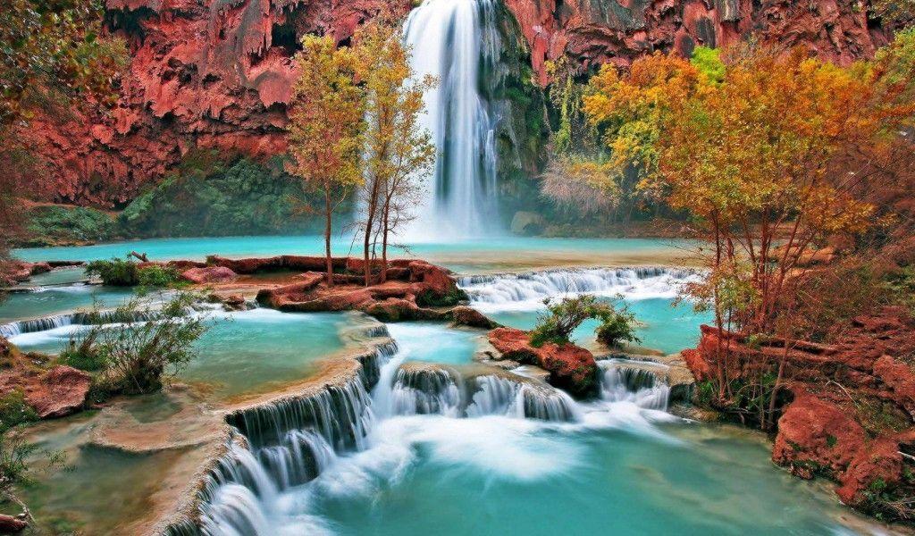 Moving Waterfall Wallpaper | hd-wallpapers-moving-waterfall-wallpaper -desktop-1024x600-wallpaper .