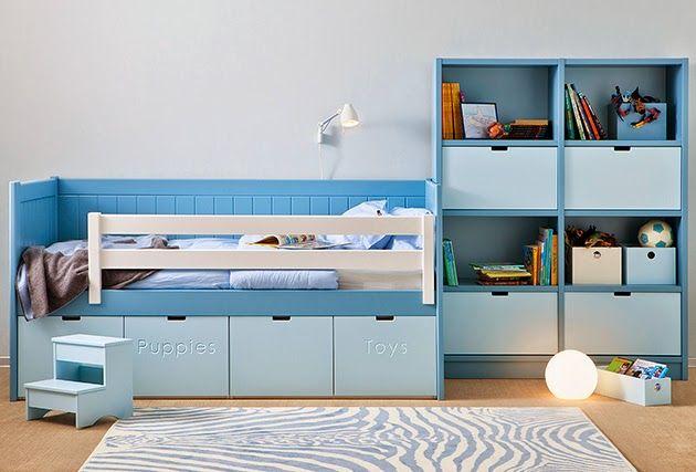 Dormitorios juveniles habitaciones infantiles y mueble - Habitaciones para bebes de 2 anos ...