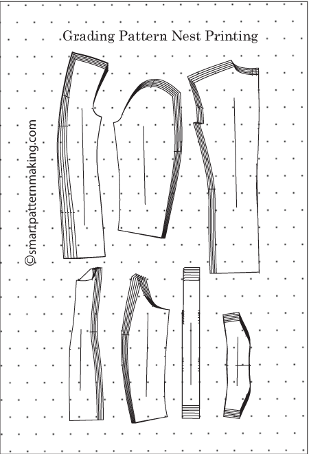 Marker Plotting Pattern Printing Order Now Smart Pattern Making Prints Pattern Print Patterns