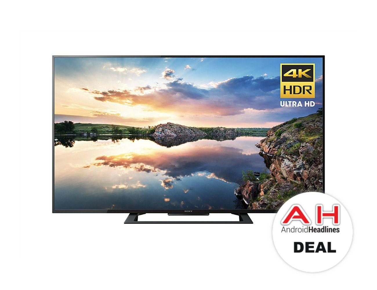 Deal Sony 60 Inch 4k Ultra Hd Smart Led Tv Kd60x690e For 898