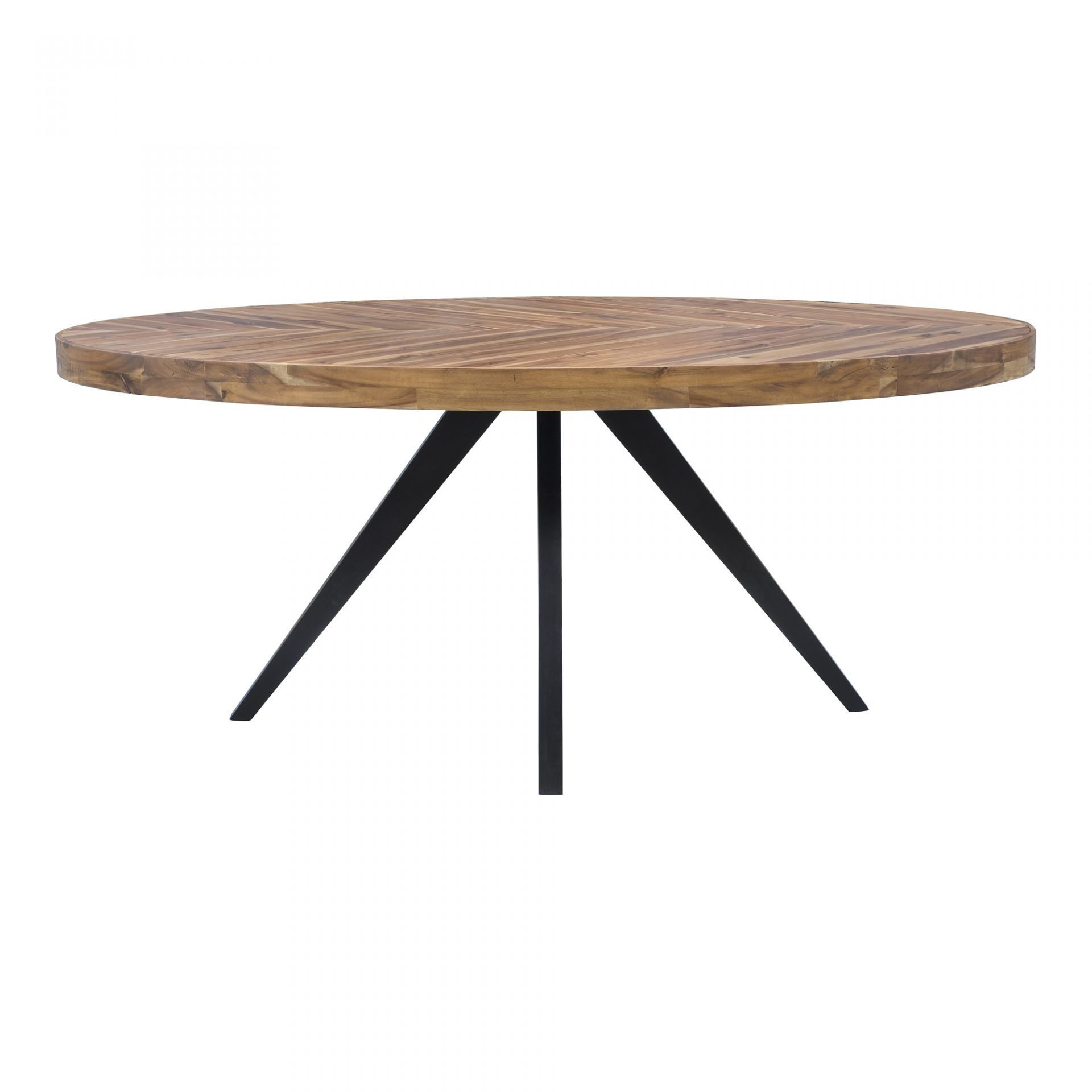 Osgo Home Parq Oval Dining Table In 2021 Oval Table Dining Dining Table In Kitchen Modern Rustic Dining Table