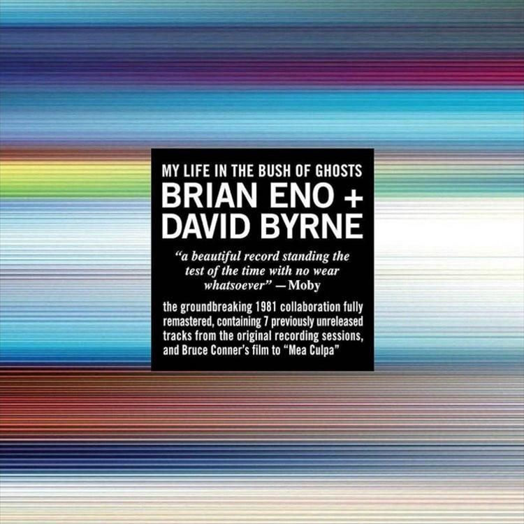 David Byrne And Brian Eno My Life In The Bush Of Ghosts On 180g Vinyl 2lp My Life Life Lp Vinyl