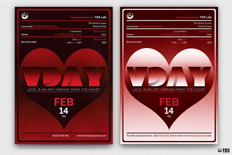 valentines day flyer psd v11 flyer day valentines templates