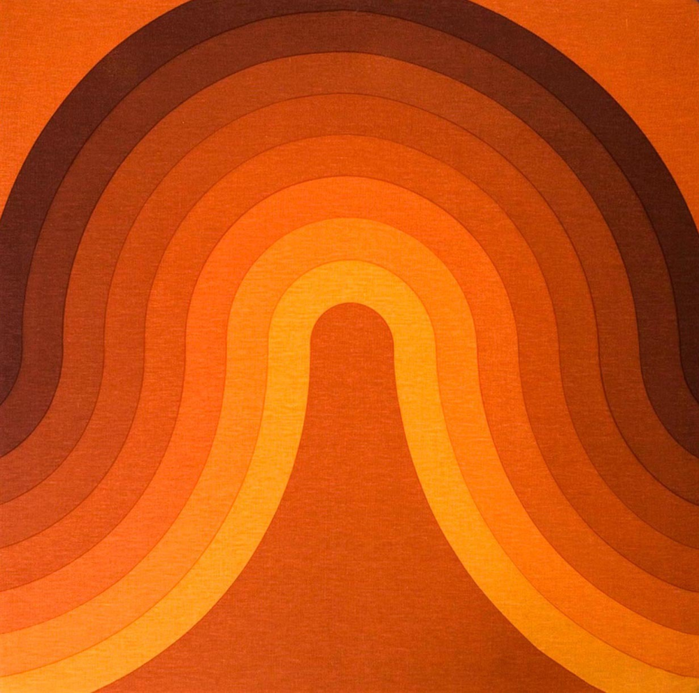 St Psychedelia Orange Aesthetic 70s Aesthetic Orange