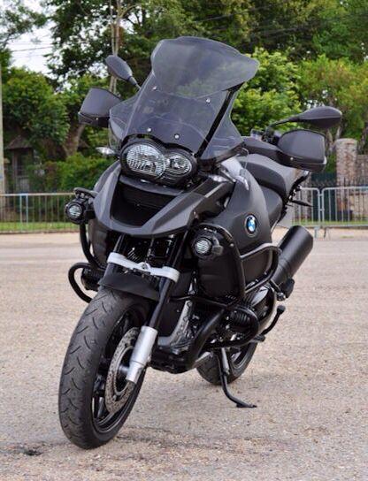 Bmw Gs 1200 Matt Black Motorcycle Bmw Motorcycle Bike Bmw