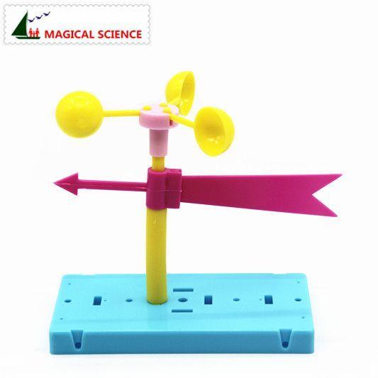 Wind Vane DIY Educational Kit