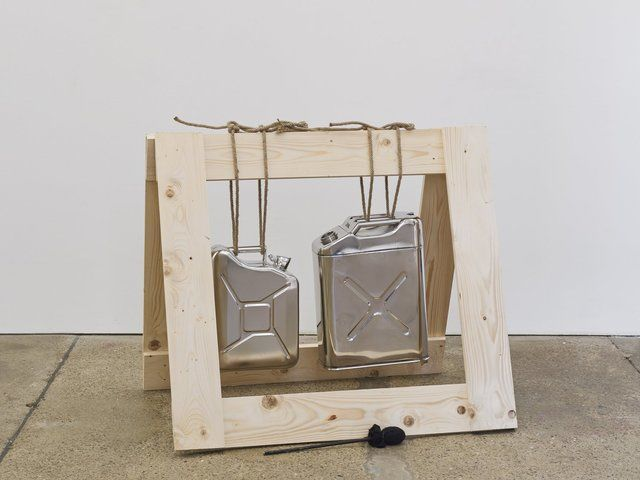Franziska Lantz Drums Stainless Steel Jerry Cans 10l 20l 2014 Artsy Jerry Can Wood Canning