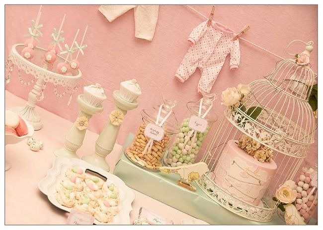 vintage baby shower ideas girl sandyu0027s party plans baby baby shower invitation