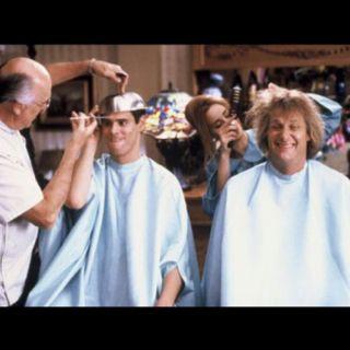 Dumb and Dumber haircut scene  | Film + Music | Dumb, dumber