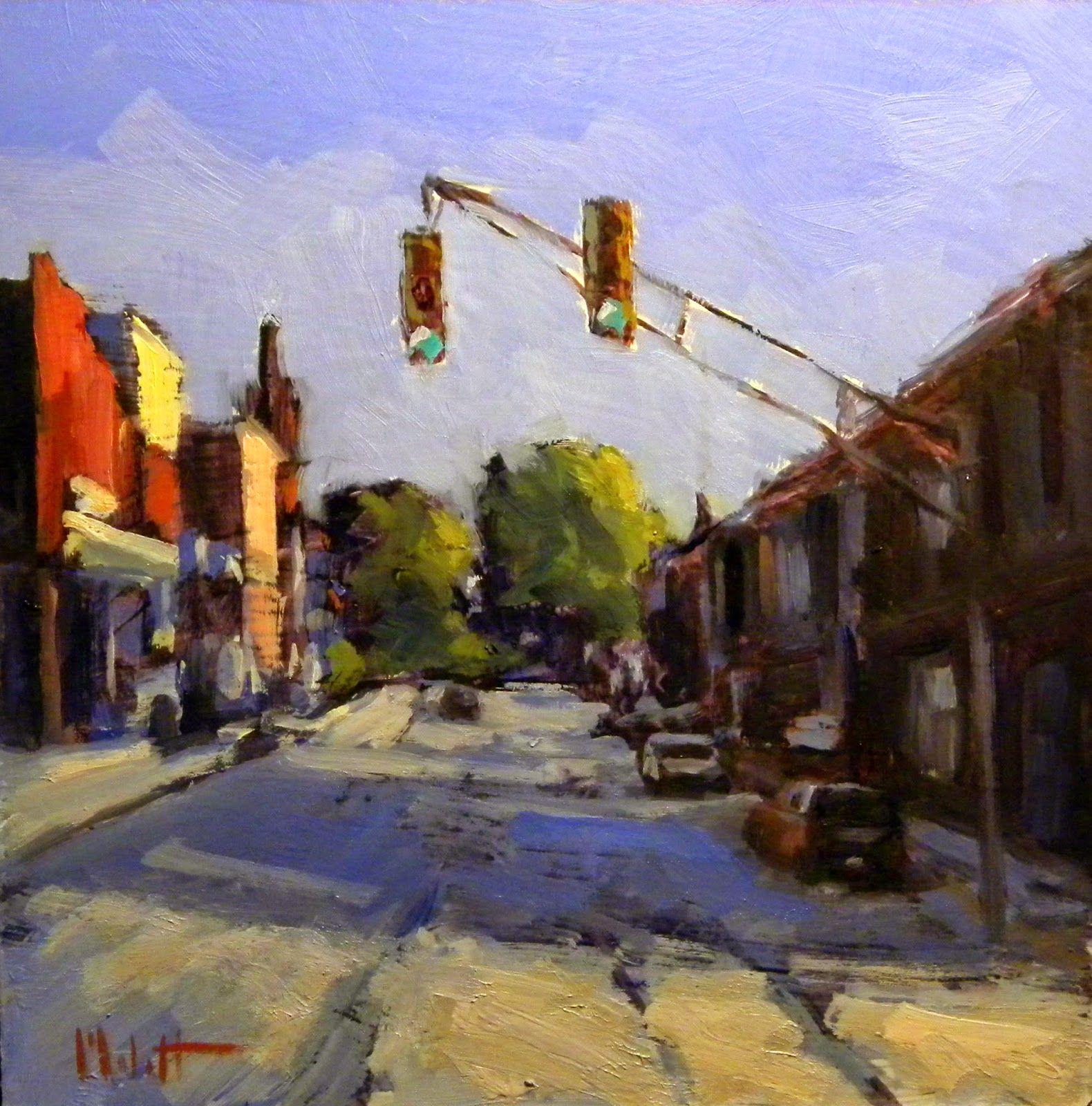 Heidi Malott Original Paintings: 8