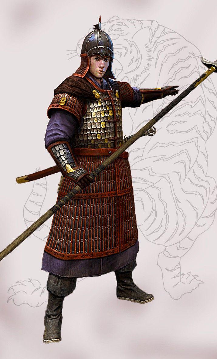 Video - 真・三國無双 7 Dynasty Warriors 8 - Han Dang (DLC outfit ...