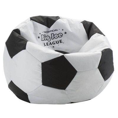 Big Joe Soccer Ball Bean Bag Chair Http Delanico Com Bean Bag Chairs Big Joe Soccer Ball Bean Bag Chair 522919751 Kids Sports Room Sports Room Soccer Ball
