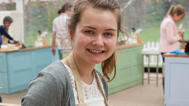 Meet The Bakers Martha British Baking Great British Great British Bake Off