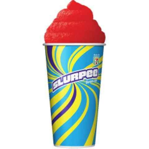 Free Medium Slurpee at 7Eleven, Show Coupon on Your