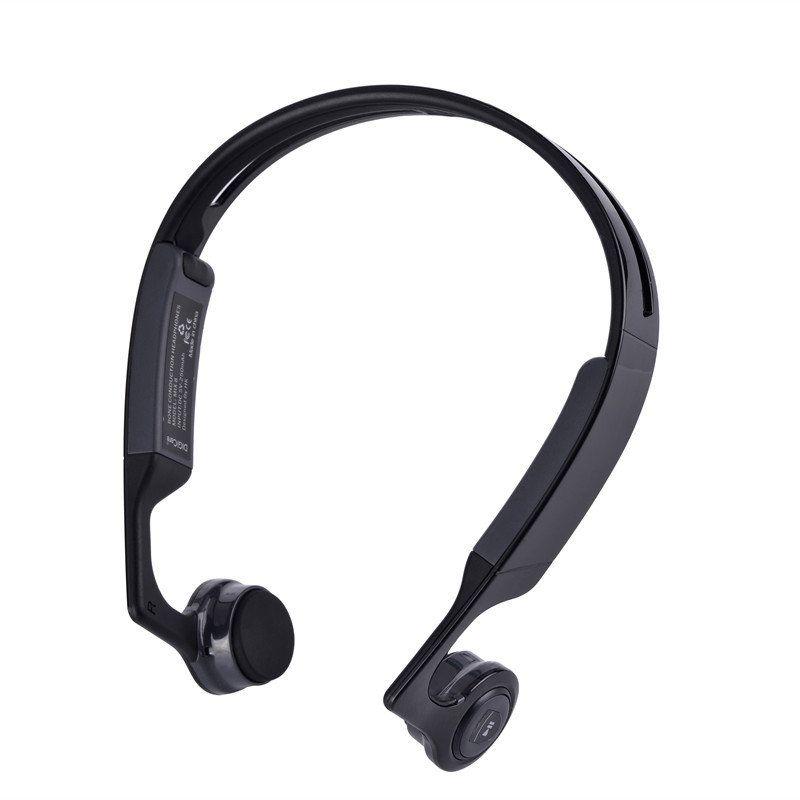 c872a8dfb2d [Bone Conduction] S.wear Mix8 Sport Smart Wireless Bluetooth Headphone  Headset English Voice