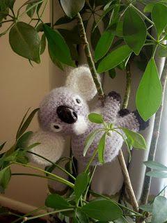 Koala Amigurumi Crochet Patterns Pinterest Crochet Crochet