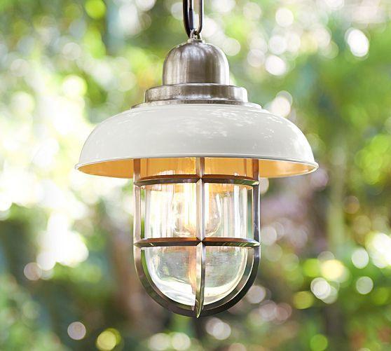 Outdoor Hanging Barn Lights: Avalon Indoor/Outdoor Pendant