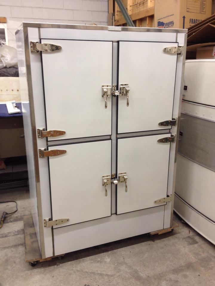 Antique Appliances Clayton Ga Restored Refrigerator