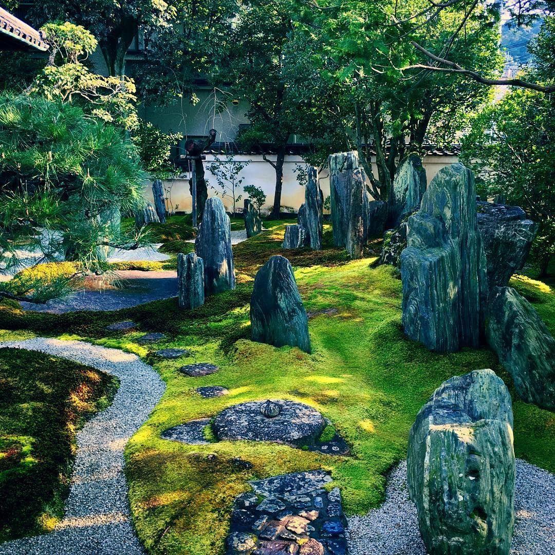 Japanese Gardening With Images Japanese Garden Design