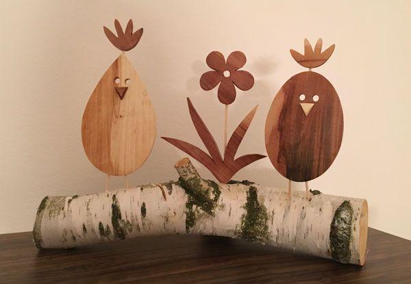 Leserfoto Von Yvonne Klug Vorlage Aus Der Feinschnittkreativ Ausgabe 6 Www Feinschnitt Kreativ De Ostern Basteln Holz Osterhasen Basteln Holz Kreativ