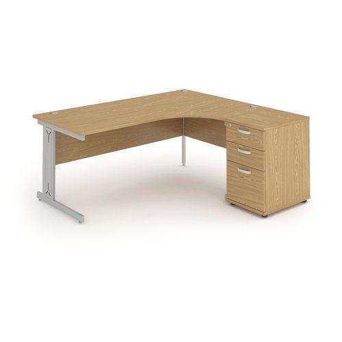 Home Loft Concept Impulse L-Shape Desk