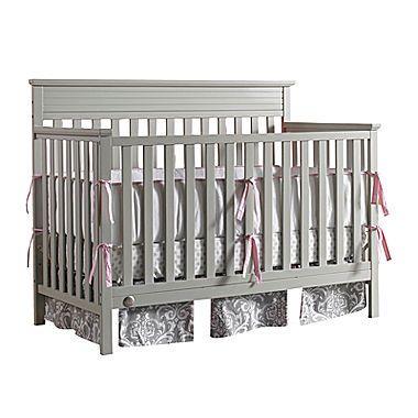 jcp | Fisher-Price Newbury Convertible Crib - Misty Grey ...