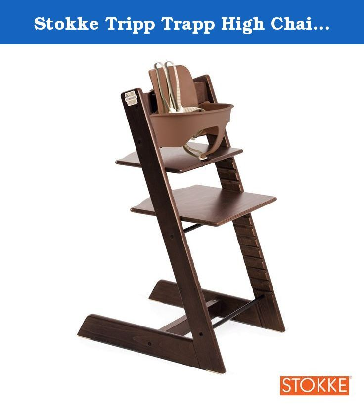 stokke tripp trapp with matching babyset