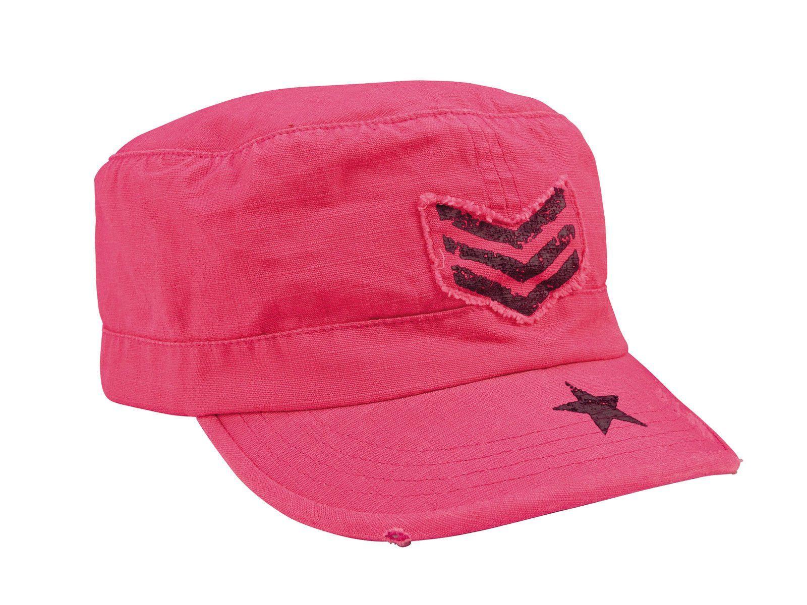 9004c81982b 1159   1149 Rothco Women S Vintage Stripes   Stars Adjustable Fatigues Cap