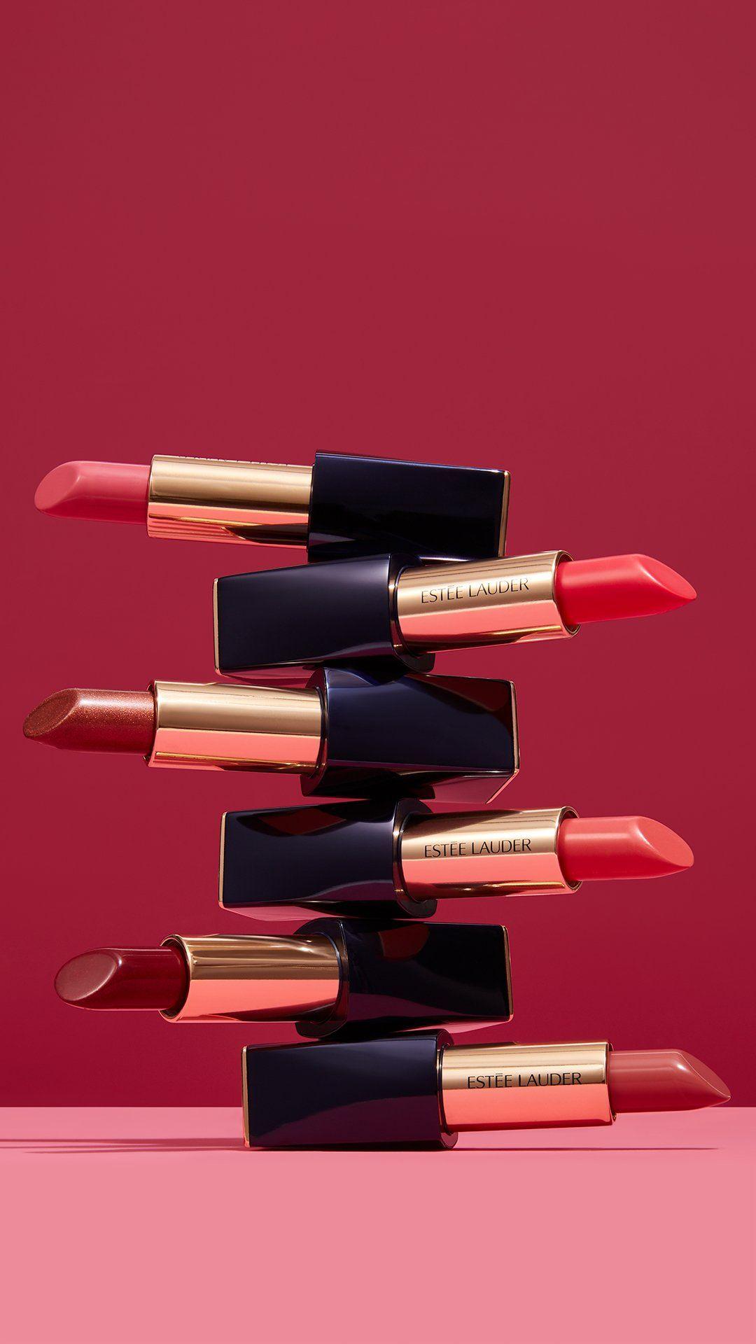 Shop Long Wearing Lipstick   Makeup   Estée Lauder in 2020