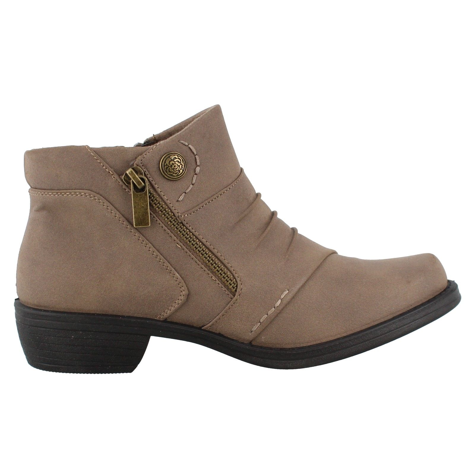 Women's Easy Street, Sable Ankle Boot #skinnyjeansandankleboots