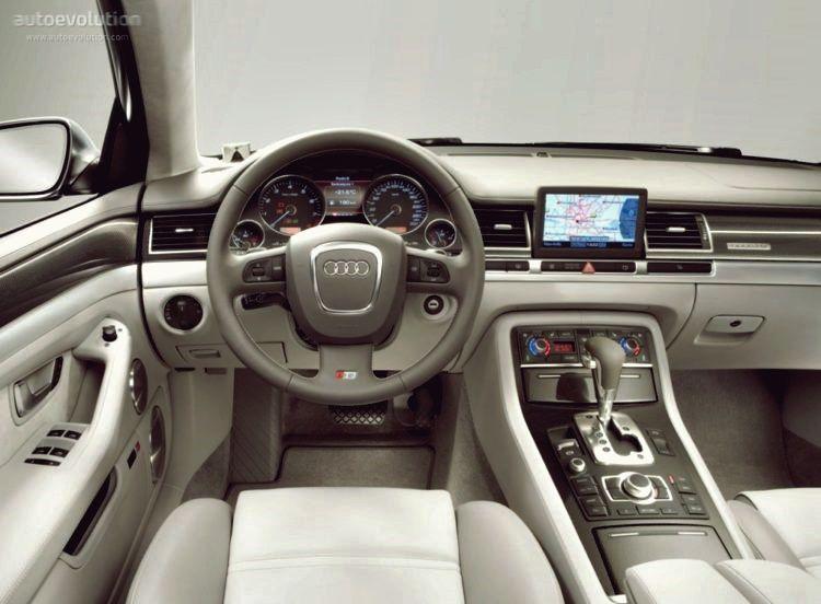 Die Geschichte Und Entwicklung Des Audi S8 In 2020 Luxury Car Interior Audi Tt Interior Car Interior Design