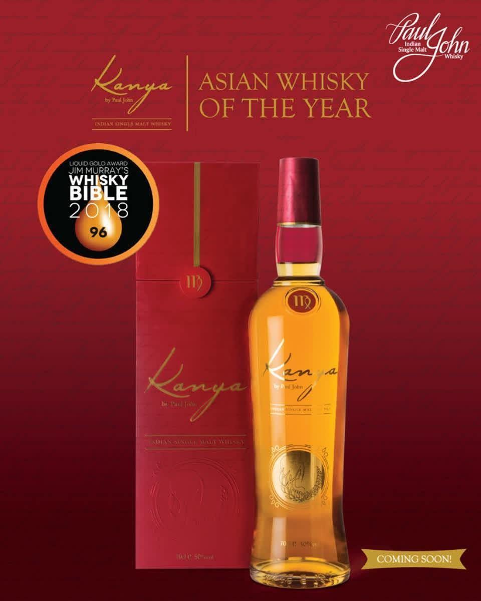 Kanya Whiskybible Pauljohn Singlemalt Awards Asianwhisky 2018 Whisky Alcoholic Drinks Macallan Whiskey Bottle