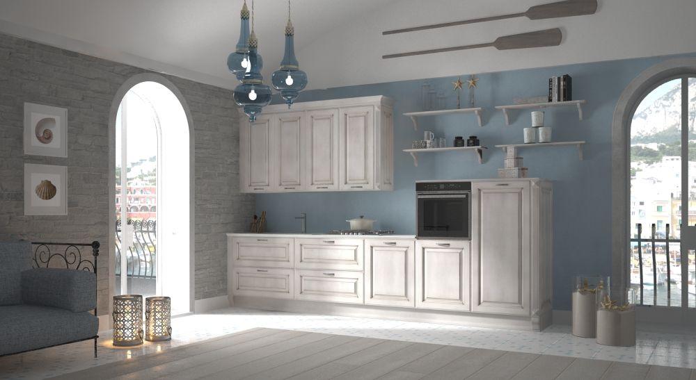 Berloni Cucina Athena: Interpretazioni classiche si declinano al ...