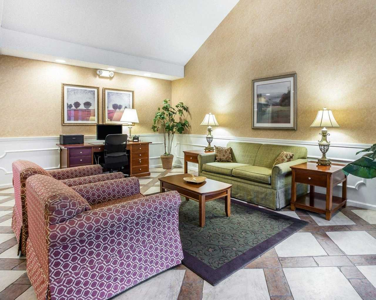 Quality Inn Carrollton is also a place you can rely on for