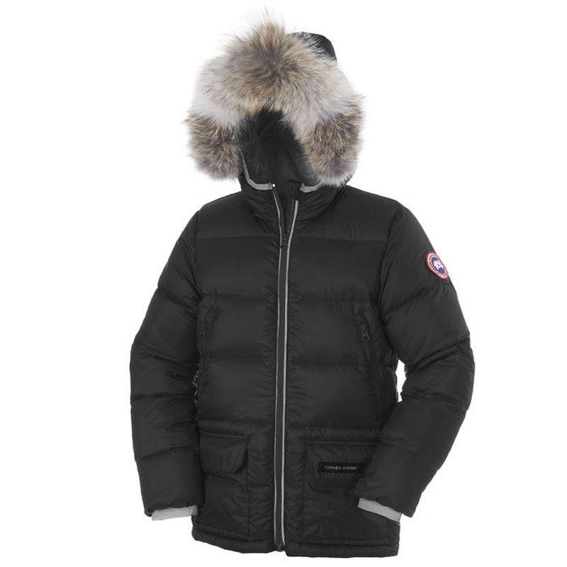canada goose black oliver jacket