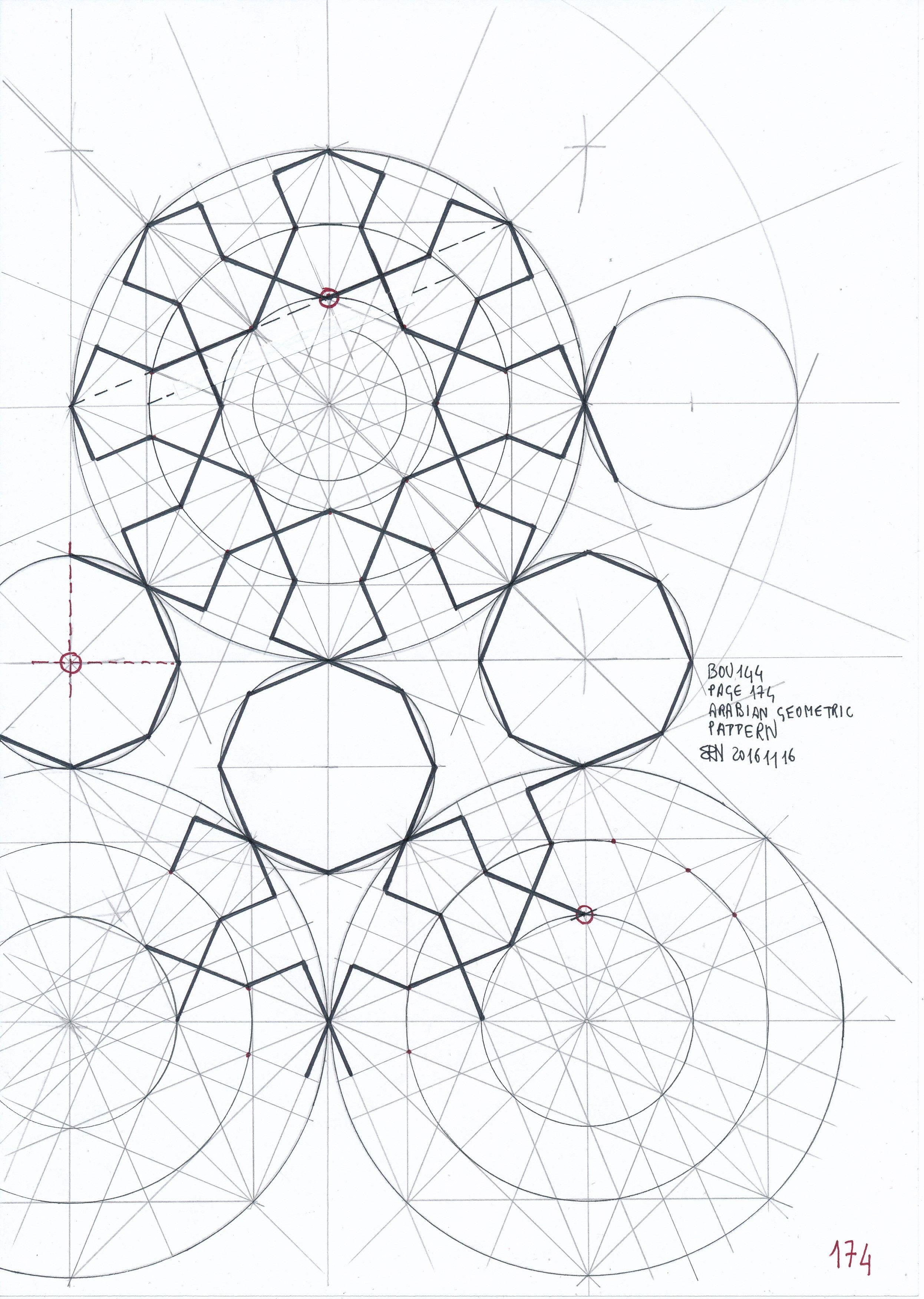 islamicdesign islamicart islamicpattern arabiangeometry geometry mathart regolo54 symmetry