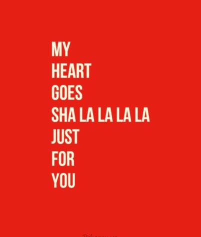 Thinking About Your Loved One The Vengaboys Sha La La La La Song
